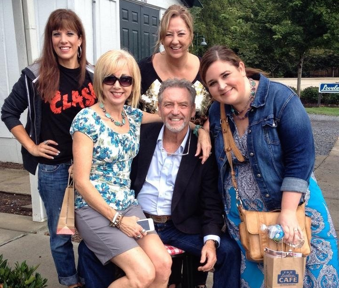 Nashville Bloggers Breakfast at Loveless Cafe and Larry Gatlin